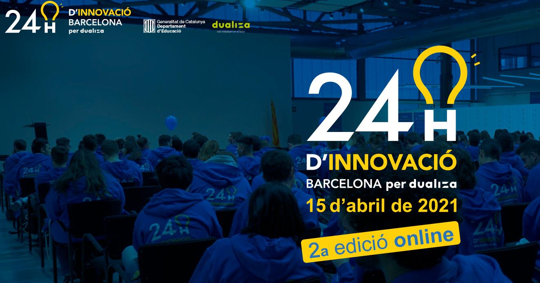 24h Innovació BCN – Ins. La Mercè