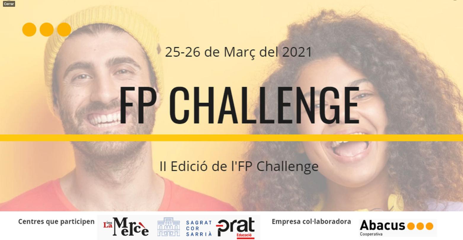 II Jornades FP Challenge