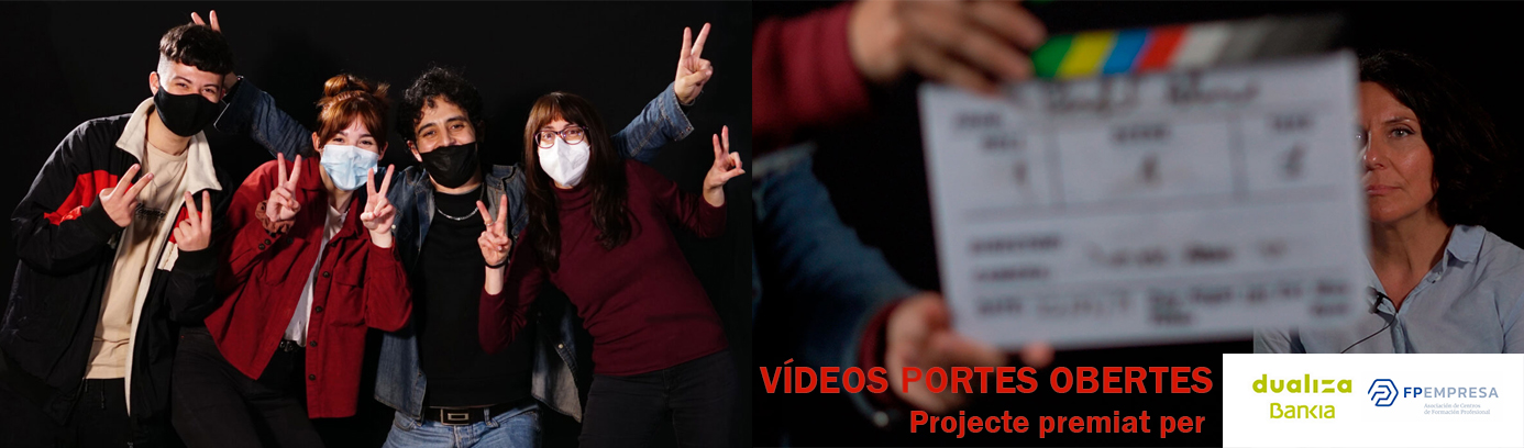 L'Institut Mare de Déu de la Mercè rep una ajuda de 2500 € per la campanya d'orientació i promoció de Portes Obertes